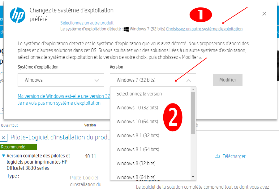 Comment Telecharger Et Installer Imprimante HP